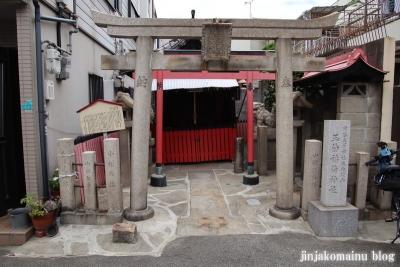 玉菊稲荷神社(大阪市阿倍野区阪南町)9