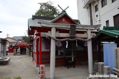 榎神社(大阪市東住吉区北田辺)5