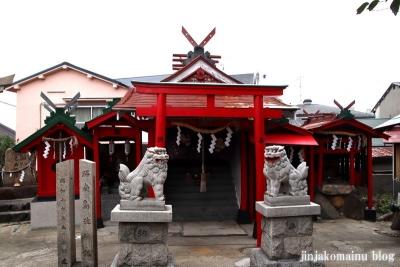 榎神社(大阪市東住吉区北田辺)11