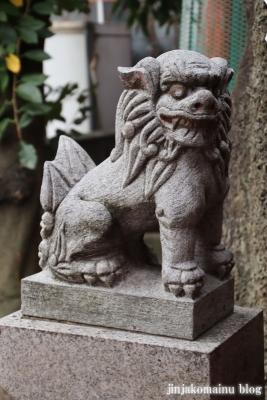 榎神社(大阪市東住吉区北田辺)17