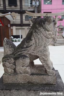 榎神社(大阪市東住吉区北田辺)24
