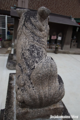榎神社(大阪市東住吉区北田辺)29