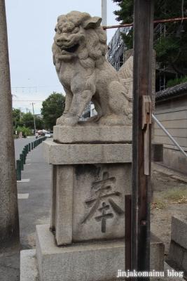 抗全神社(大阪市平野区平野宮町)3