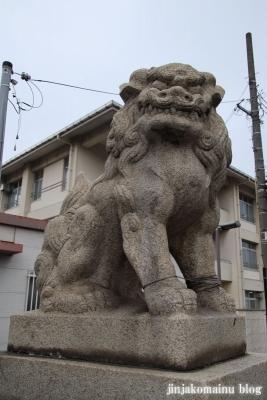 抗全神社(大阪市平野区平野宮町)8