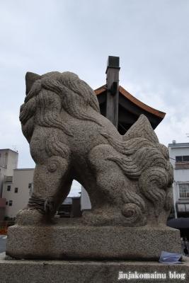 抗全神社(大阪市平野区平野宮町)9