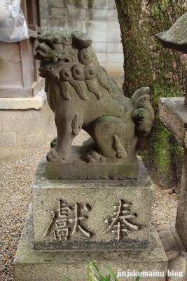 抗全神社(大阪市平野区平野宮町)23