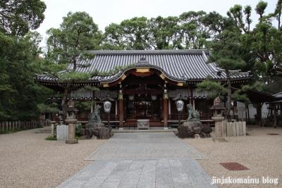 抗全神社(大阪市平野区平野宮町)20