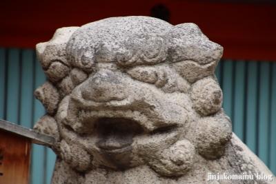 抗全神社(大阪市平野区平野宮町)75