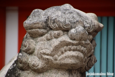 抗全神社(大阪市平野区平野宮町)76