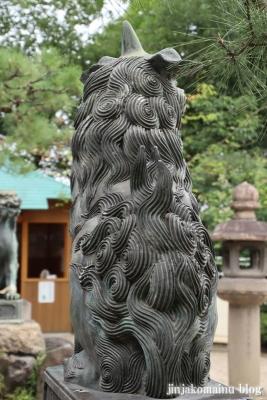 抗全神社(大阪市平野区平野宮町)51