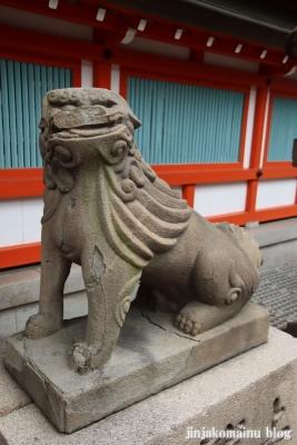 抗全神社(大阪市平野区平野宮町)80