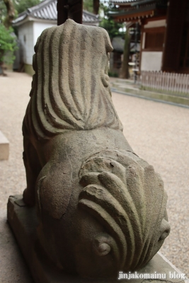 抗全神社(大阪市平野区平野宮町)86