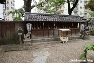 抗全神社(大阪市平野区平野宮町)40