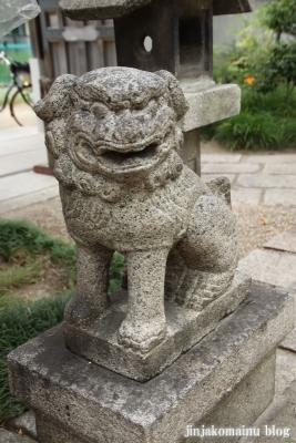 抗全神社(大阪市平野区平野宮町)95