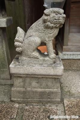 抗全神社(大阪市平野区平野宮町)98