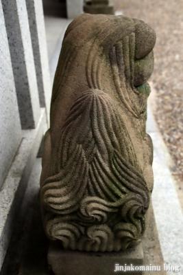 抗全神社(大阪市平野区平野宮町)108