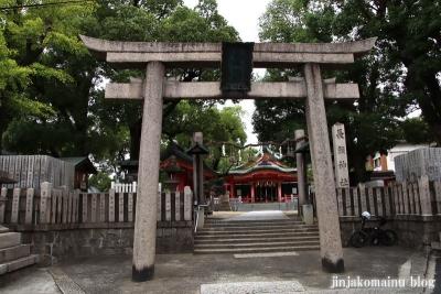 長瀬神社(東大阪市衣摺)1