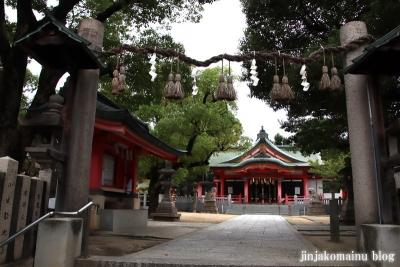 長瀬神社(東大阪市衣摺)4
