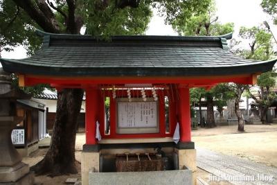 長瀬神社(東大阪市衣摺)6