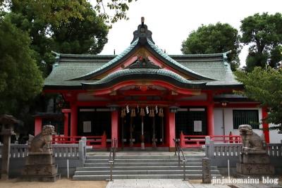 長瀬神社(東大阪市衣摺)7