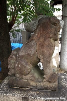 長瀬神社(東大阪市衣摺)49