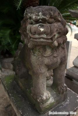 長瀬神社(東大阪市衣摺)52