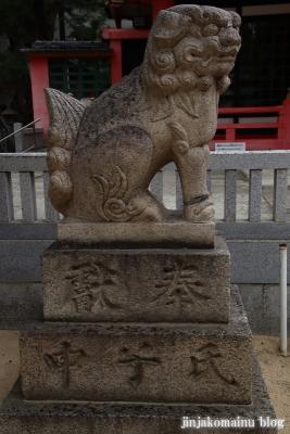 長瀬神社(東大阪市衣摺)59