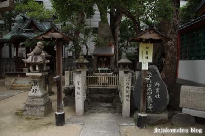 長瀬神社(東大阪市衣摺)10