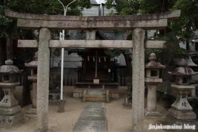 長瀬神社(東大阪市衣摺)11