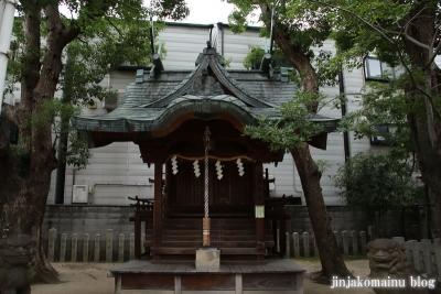 長瀬神社(東大阪市衣摺)12