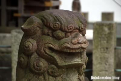 長瀬神社(東大阪市衣摺)21