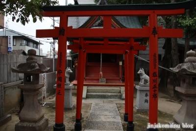長瀬神社(東大阪市衣摺)24