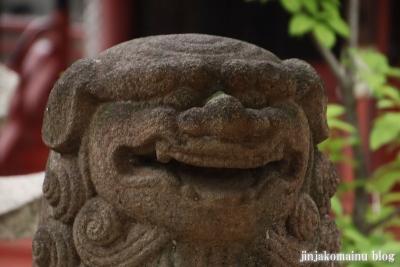 長瀬神社(東大阪市衣摺)36