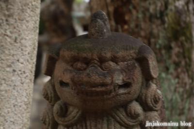長瀬神社(東大阪市衣摺)37