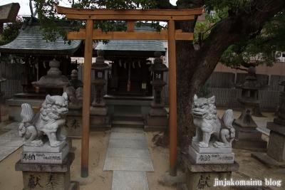 長瀬神社(東大阪市衣摺)38