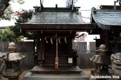 長瀬神社(東大阪市衣摺)45