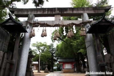 長瀬神社(東大阪市衣摺)46