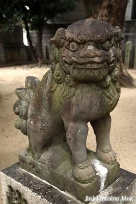 長瀬神社(東大阪市衣摺)18
