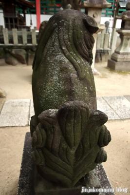 長瀬神社(東大阪市衣摺)20