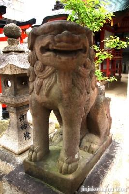 長瀬神社(東大阪市衣摺)29