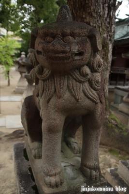 長瀬神社(東大阪市衣摺)33
