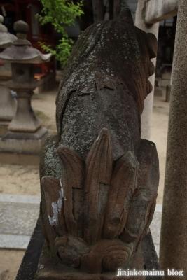 長瀬神社(東大阪市衣摺)35