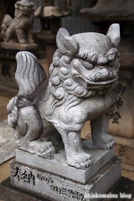 長瀬神社(東大阪市衣摺)40