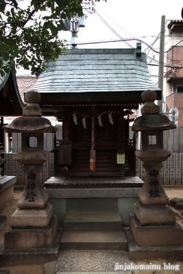 長瀬神社(東大阪市衣摺)41