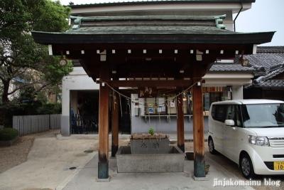 巽神社(大阪市生野区巽南)4