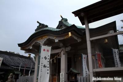 巽神社(大阪市生野区巽南)6