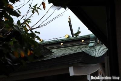 巽神社(大阪市生野区巽南)7