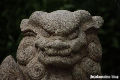 巽神社(大阪市生野区巽南)17