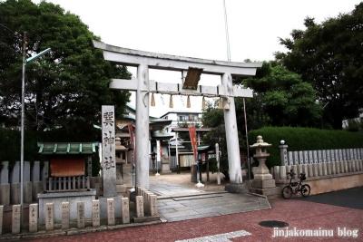 巽神社(大阪市生野区巽南)18