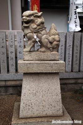 巽神社(大阪市生野区巽南)8